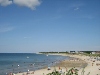 Corporation Beach, Cape Cod