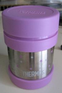 Phew! My FUNtainer Thermos food jar is BPA free.
