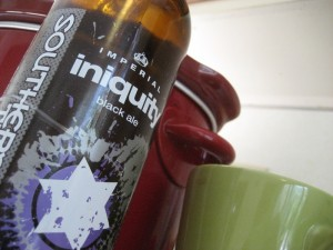 Southern Tier Iniquity black ale